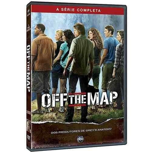 Box Dvd Off The Map (3 Discos). Lacrado