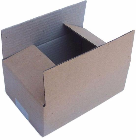 Caixa Papelão Correio Sedex Pac Tam. 20x14x8 C/ 165 Unidades
