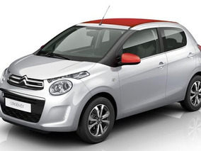 Citroen C1 En Versiones Feel , Shine Y Shine Airscape
