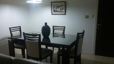 Apartamento De 2 Dormitorios, Muy Bonito Con Linda Vista