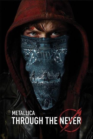 Metallica - Through The Never - Dvd - U