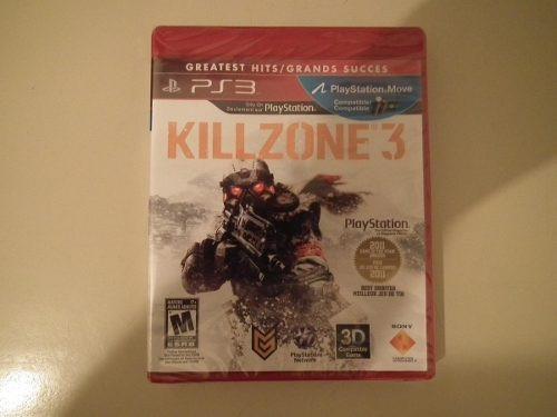 Killzone 3 Ps3 - Frete R$ 12,00