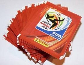 Envelope Lacrado Figurinhas Copa Mundo 2010
