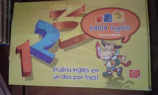 Curso De Ingles Para Niños Interactivo Cd Dvd
