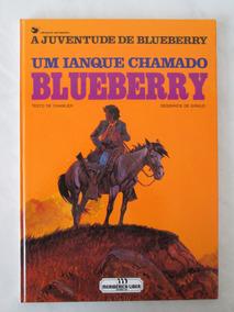 Um Ianque Chamado Blueberry - Capa Dura - Meribérica - 1987