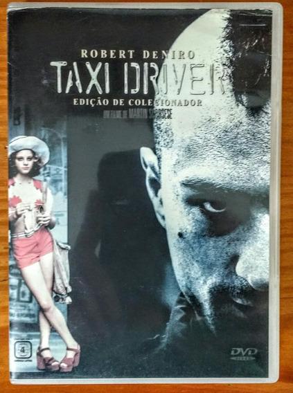 Dvd Taxi Driver - Scorsese / De Niro / Jodie Foster