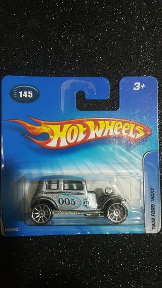 Hot Wheels Ford Vicki 32 .coleção Antiga. Escala 1.64. Novo
