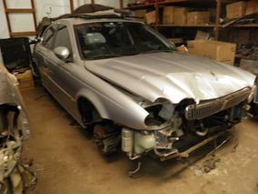 Jaguar X-type Se 3.0 V6 24v 2005 Sucata Para Peças Desmanche