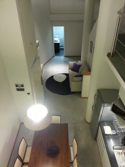 Alquiler Temporario Loft Lujo 5/p Hospital Italiano Almagro