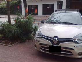 Renault Clio Mio 3 Ptas Expression 2014 Unico Dueño