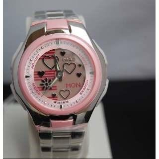 8d7b05ed746e Casio Poptone Lcf10d Rosa W Time Crono Relojfilia -   1