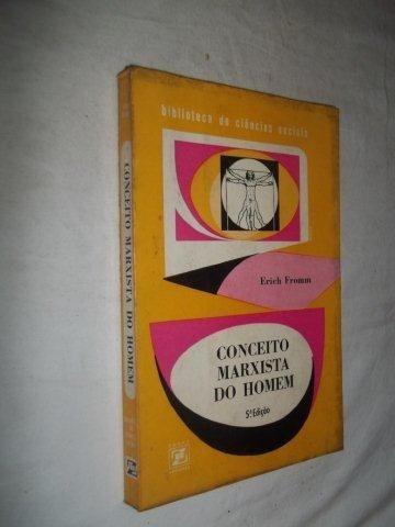 * Livro - Conceito Marxista Do Homem - Filosofia