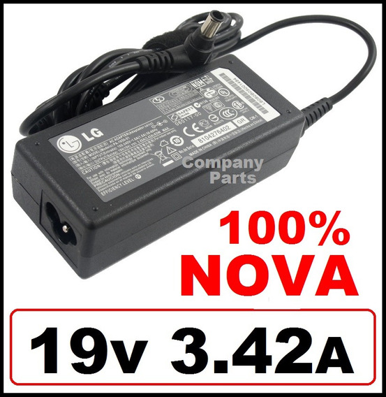 Fonte Carregador Original Notebook Lg S460 Pa-1650-64