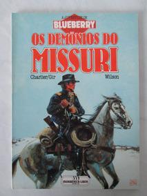 Blueberry - Os Demónios Do Missouri - Meribérica - 1987