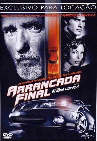 Dvd Original Arrancada Final
