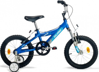 Bicicleta Olmo Reaktor Rod 16 Aluminio Azul Envío Gratis !!!