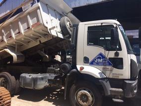 Caminhão Basculante Ford Cargo 2622e 6x4 Caçamba Rossetti