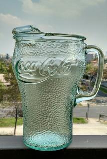 Pitcher Coca Cola Vintage Original