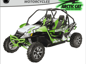 Arctic-cat - Wildcat X - Usado Impecable!!!