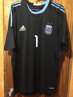 Uniforme Portero Diego Pozo Selección Argentina L
