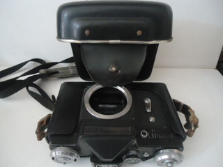 Maquina Fotografica Phinzflex 500e Somente O Corpo E Inteira