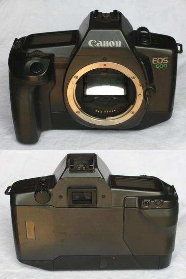 Canon Rebel Analógica Eos 600 Filme Decoração Peças Partes