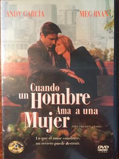 Dvd Cuando Un Hombre Ama A Una Mujer / When A Man Loves A...