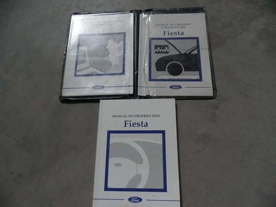 Fiesta Manual Do Proprietário