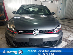 Volkswagen Golf Gti 2.0 Tsi Dsg 220cv