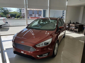 Ford Focus Titanium 2.0 Durartec Sedan Manual 2018