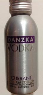 Miniatura De Vodka Danzk Currant