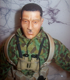 Figura Accion 1/6 Soldado Chino Xiao Command Guerra De Japon