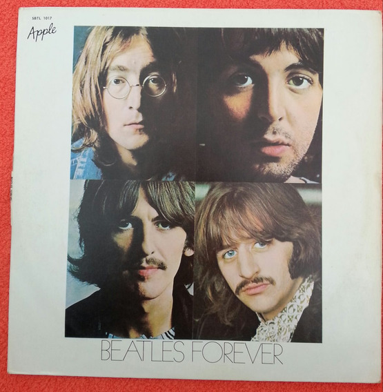 The Beatles - Beatles Forever - 1972 (lp)