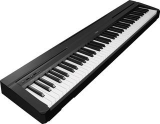 Yamaha P35 P45 Piano 88 Teclas Pesadas Negro Oferta Digisolutions