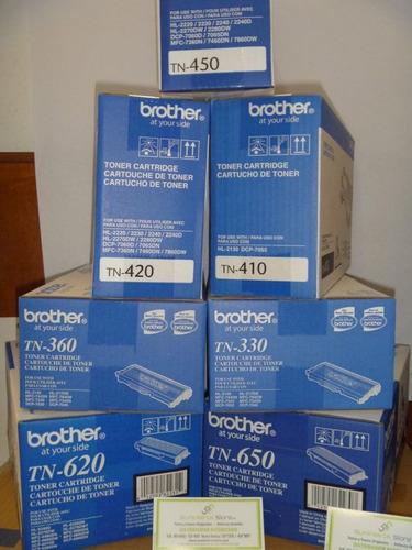 Nuevo Toner Brother  Tn-650  Original  Te Lo Llevamos