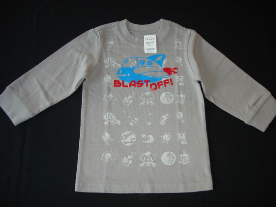 Remera (the Childrens Place).talle:18 Mes. 100% Orig. (usa).