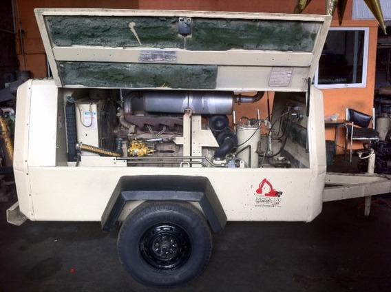Compresor 250pcm Garantia Ingersollrand 99 Motor Deutz 4cil.