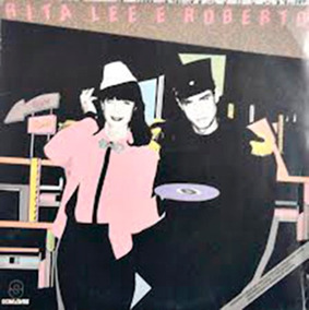 Lp Rita Lee E Roberto - Bombom Ag