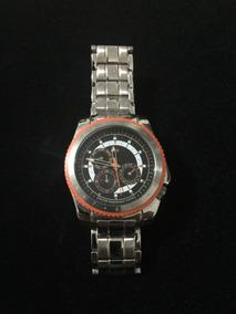 Relógio Tommy Hilfiger Calendário Duplo 24 Horas