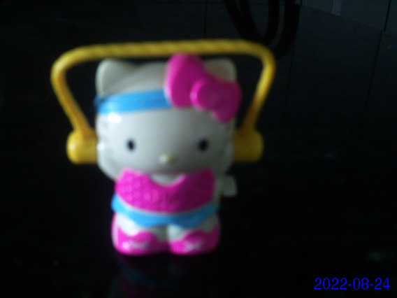 Boneca Hello Kitty Pula Corda A Corda. Mcdonald.