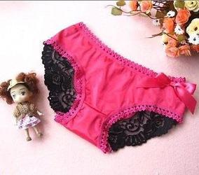 eaab5fe23 Maravilhosa Calcinha Preta Com Rosa Veste Tam P 36 E 38 - Moda ...