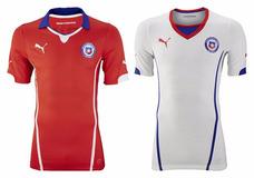 Camiseta Chile Copa America Hombre - Camisetas de Selecciones en ... 0d71af5d060f5