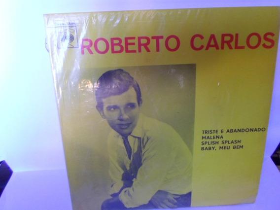 Compacto Roberto Carlos / Vinil / 1973 / Splish Splash