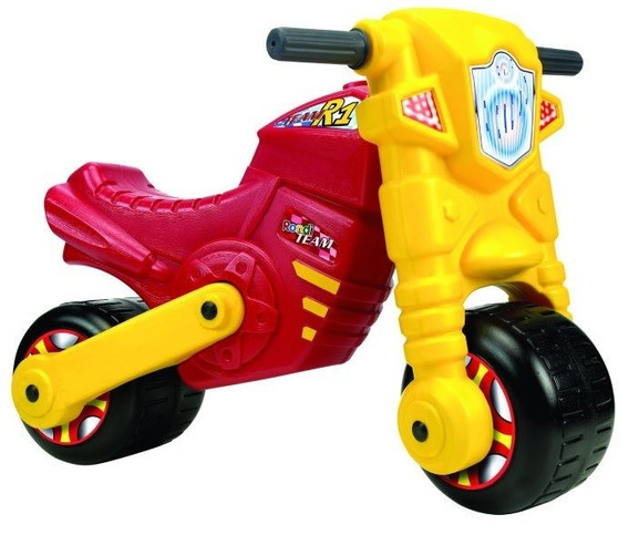 Motito Rondi - Pata Pata Andador Caminador - Moto De Juguete