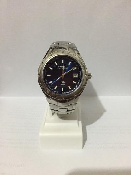 Relógio Fóssil Modelo Blue