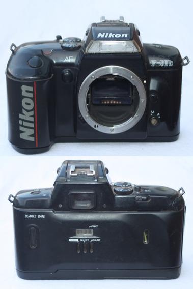 Nikon F400x Decoração Peças Partes Filme Analógica