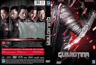 Dvd Lacrado Guilhotina Filme De Andrew Lau