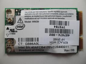 Wi-fi Original Hp Dv9670el Funcionando 100% Fotos Reais