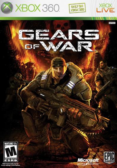 Gears Of War Original Xbox 360