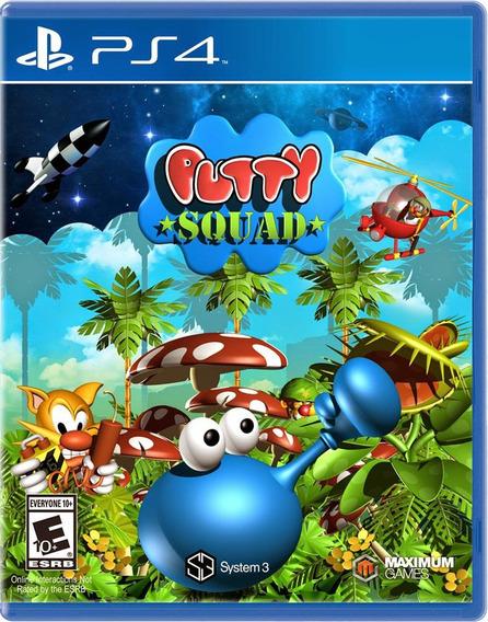 Jogo Putty Squad Ps4 - Games no Mercado Livre Brasil